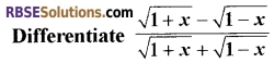 RBSE Class 12 Maths Model Paper 3 English Medium 5