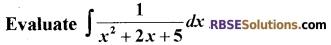 RBSE Class 12 Maths Model Paper 3 English Medium 6