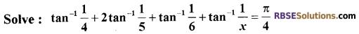 RBSE Class 12 Maths Model Paper 3 English Medium 7