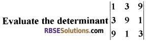 RBSE Class 12 Maths Model Paper 3 English Medium 9