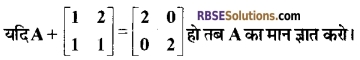 RBSE Class 12 Maths Model Paper 4 2