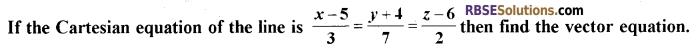 RBSE Class 12 Maths Model Paper 4 English Medium 3