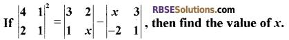 RBSE Class 12 Maths Model Paper 4 English Medium 9