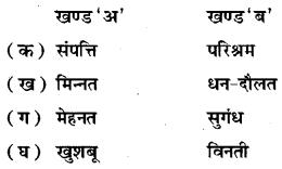 RBSE Class 5 Hindi Model Paper 1 2