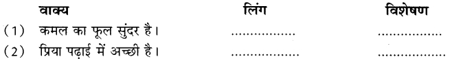 RBSE Class 5 Hindi Model Paper 3 2