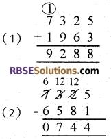 RBSE Class 5 Mathematics Model Paper 1 English Medium 11