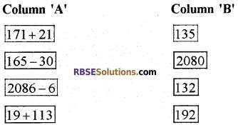 RBSE Class 5 Mathematics Model Paper 1 English Medium 5