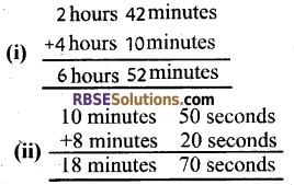RBSE Class 5 Mathematics Model Paper 2 English Medium 12