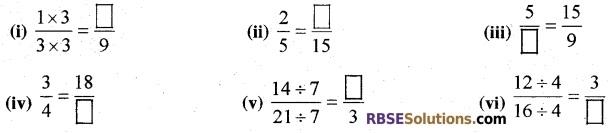 RBSE Class 5 Mathematics Model Paper 3 English Medium 2