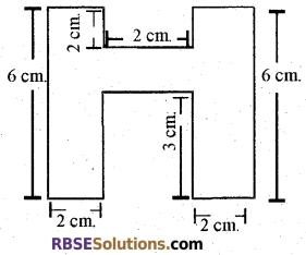 RBSE Class 5 Mathematics Model Paper 3 English Medium 4