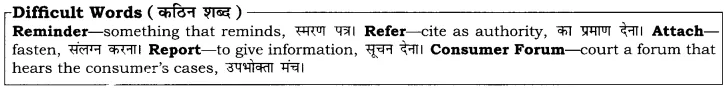RBSE Solutions for Class 10 English Poem Chapter 6 Writing Skills image 9