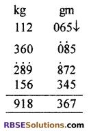 RBSE Solutions for Class 10 Maths Chapter 1 Vedic MathematicsAdditional Questions Q1