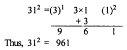 RBSE Solutions for Class 10 Maths Chapter 1 Vedic MathematicsEx 1.2 Q6