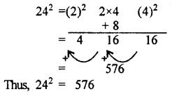 RBSE Solutions for Class 10 Maths Chapter 1 Vedic MathematicsEx 1.2 Q7