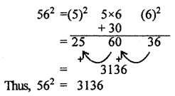 RBSE Solutions for Class 10 Maths Chapter 1 Vedic MathematicsEx 1.2 Q8