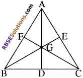 RBSE Solutions for Class 10 Maths Chapter 10 बिन्दु पथ Additional Questions 22