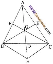 RBSE Solutions for Class 10 Maths Chapter 10 बिन्दु पथ Ex 10.2 7