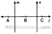 RBSE Solutions for Class 10 Maths Chapter 10 Locus Ex 10.1 3