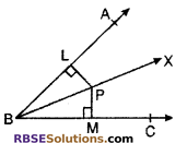 RBSE Solutions for Class 10 Maths Chapter 10 Locus Ex 10.1 9