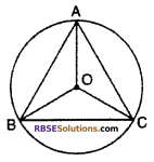 RBSE Solutions for Class 10 Maths Chapter 10 Locus Ex 10.2 1