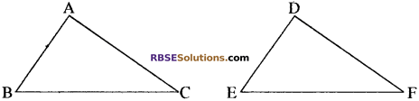 RBSE Solutions for Class 10 Maths Chapter 11 समरूपता Additional Questions 68