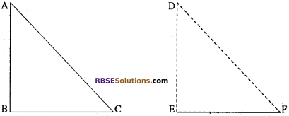 RBSE Solutions for Class 10 Maths Chapter 11 समरूपता Additional Questions 74