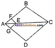 RBSE Solutions for Class 10 Maths Chapter 11 Similarity Additional Questions 10