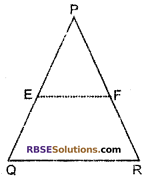 RBSE Solutions for Class 10 Maths Chapter 11 Similarity Additional Questions 21