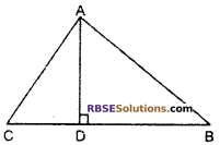 RBSE Solutions for Class 10 Maths Chapter 11 Similarity Additional Questions 26