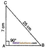 RBSE Solutions for Class 10 Maths Chapter 11 Similarity Additional Questions 3