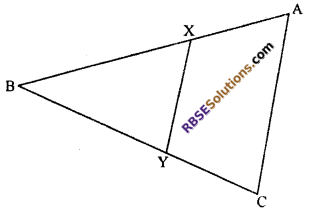 RBSE Solutions for Class 10 Maths Chapter 11 Similarity Additional Questions 30