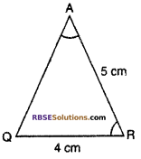 RBSE Solutions for Class 10 Maths Chapter 11 Similarity Additional Questions 8
