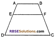 RBSE Solutions for Class 10 Maths Chapter 11 Similarity Ex 11.2 11