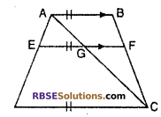 RBSE Solutions for Class 10 Maths Chapter 11 Similarity Ex 11.2 12