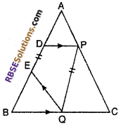 RBSE Solutions for Class 10 Maths Chapter 11 Similarity Ex 11.2 15