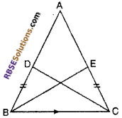 RBSE Solutions for Class 10 Maths Chapter 11 Similarity Ex 11.2 17