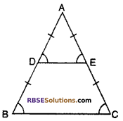 RBSE Solutions for Class 10 Maths Chapter 11 Similarity Ex 11.2 7