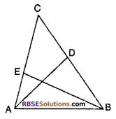 RBSE Solutions for Class 10 Maths Chapter 11 Similarity Ex 11.3 10