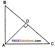 RBSE Solutions for Class 10 Maths Chapter 11 Similarity Ex 11.3 16