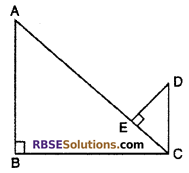 RBSE Solutions for Class 10 Maths Chapter 11 Similarity Ex 11.3 19