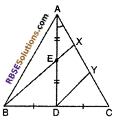 RBSE Solutions for Class 10 Maths Chapter 11 Similarity Ex 11.3 20