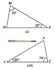 RBSE Solutions for Class 10 Maths Chapter 11 Similarity Ex 11.3 6