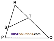 RBSE Solutions for Class 10 Maths Chapter 11 Similarity Ex 11.3 9