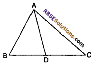 RBSE Solutions for Class 10 Maths Chapter 11 Similarity Miscellaneous Exercise 5