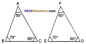RBSE Solutions for Class 10 Maths Chapter 11 Similarity Miscellaneous Exercise 8