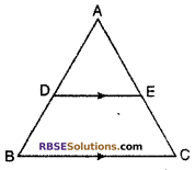 RBSE Solutions for Class 10 Maths Chapter 11 Similarity Miscellaneous Exercise 9