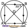 RBSE Solutions for Class 10 Maths Chapter 12 वृत्त Additional Questions 34