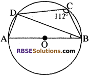 RBSE Solutions for Class 10 Maths Chapter 12 वृत्त Additional Questions 49