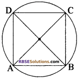 RBSE Solutions for Class 10 Maths Chapter 12 वृत्त Ex 12.2 16