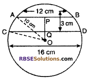 RBSE Solutions for Class 10 Maths Chapter 12 Circle Ex 12.2 9